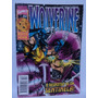 Hq Wolverine Nº52 O Despertar De Um Sentinela! Jun/1996