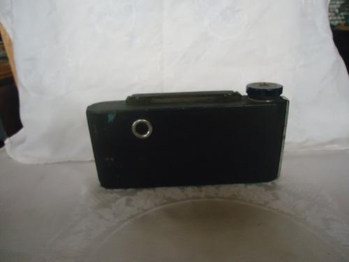 Máquina Fotográfica Ou Câmera Inglesa Antiga Original