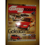 Revista Quatro Rodas N°543 Gol Parati Saveiro Porsche