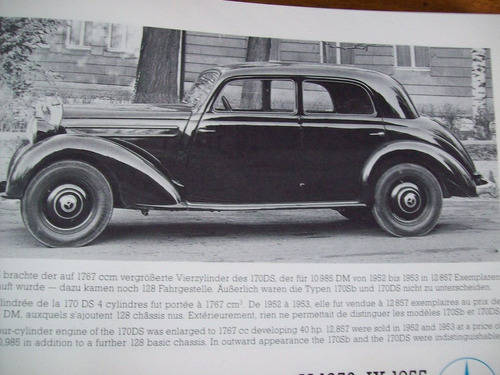 Engrenagem Cambio Mercedes Passeio Antigo Original