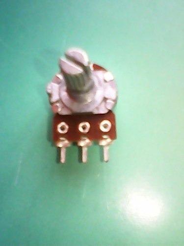 Potenciômetro Rotativo 20k Linear. 16mm. Pacote C/ 10 Peça Original