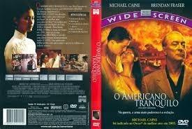 Dvd O Americano Tranquilo Original