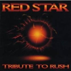 Cd Red Star A Tribute To Rush - Usa Original