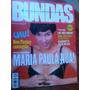 Revista Bundas 9 Maria Paula Nua 10/ago/99