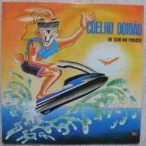 Lp-coelho Doidão-the Techno Mix Producer-em Otimo Estado Original
