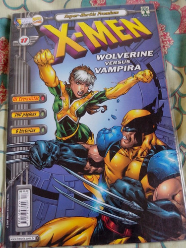 X-men Wolverine Versus Vampira.