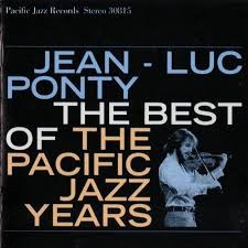 Cd Jean-luc Ponty The Best Of The Pacific Jazz Years (import Original