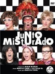 Dvd Junto E Misturado 1ª Temporada - 2dvds  Bruno Mazzeo Original