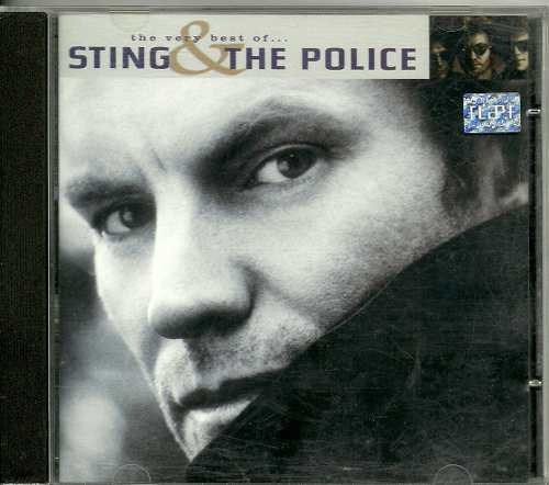 Vcd Sting & The Police Very Best Of - Hong Kong Original