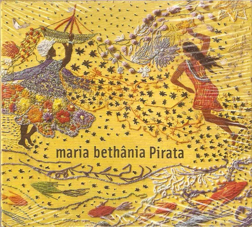 Cd Maria Bethania Pirata Original
