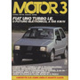 Motor 3 N°60 Fiat Uno Turbo I.e. Escort Xr3 Gurgel X 12 Tr