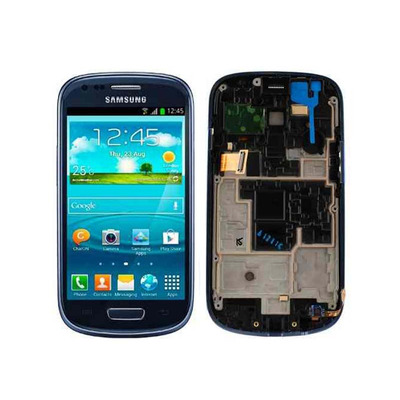 tela display touch samsung galaxy s3 mini gt i8190. Black Bedroom Furniture Sets. Home Design Ideas