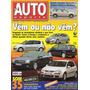 Auto Esporte Nº469 Fielder Focus Sedan Nissan 350z Volvo V50