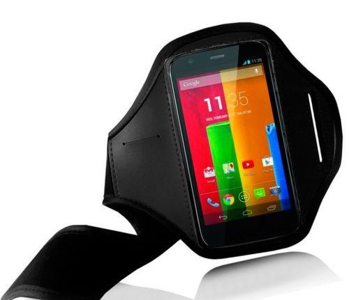 Braçadeira Armband Sport Motorola Razr D1 Xt916 Xt918 Top!
