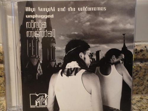 Illya Kuryaki & Valderramas Unplugged Mtv (96) Lollapalooza Original