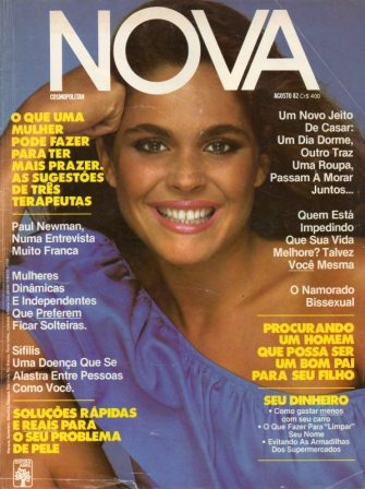 Nova 1982 Fernanda Barbosa Anita Malfatti Ruth Escobar Fafá Original