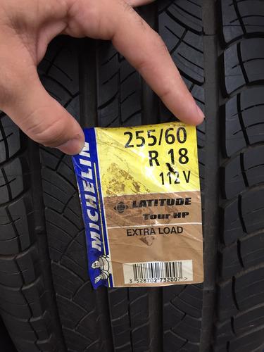 Pneu 255/60 R18 Michelin Lat Tour