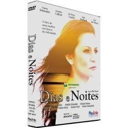 Dvd Dias E Noites Naura Shneider (lacr De Fábrca) Original