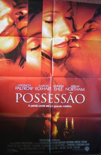 Cartaz Poster  Do Filme Possessão Original