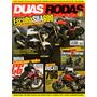 Duas Rodas N°455 Hornet Xj6 Bandit Ducati 796 Horizon Mirage