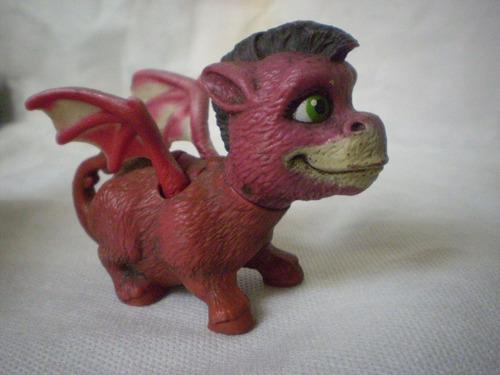 Coleção Boneco Shrek - Dragão Filho Do Burro Original