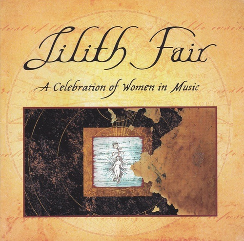 Cd Duplo  Lilith Fair - A Celebration Of Women  -  B55 Original