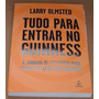 Tudo Para Entrar No Guinness Larry Olmsted Livro Novo