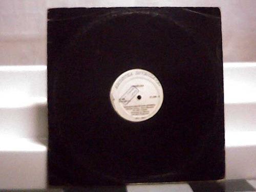 Angelica Coraçao Encantado Lp Vinil Promo Mix Cbs 1989 Original