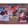 Falcão Negro Blackout Mini série De Luxo Em 3 Partes F5