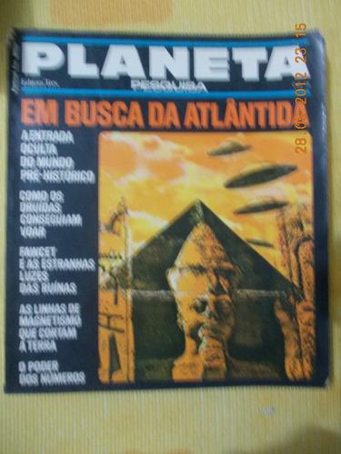 Planeta - Em Busca Da Atlântida/ Fawcet E As Estranhas Luzes