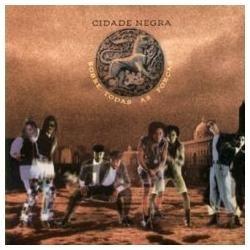 Cd - Cidade Negra Original