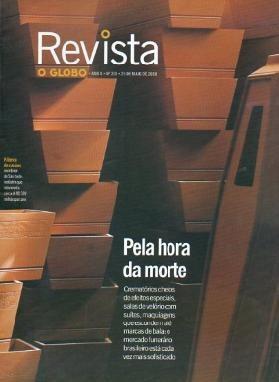 O Globo 2008 Banda Cê Maria Ribeiro Gerald Thomas Original