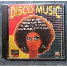 Cd - Disco Music Original