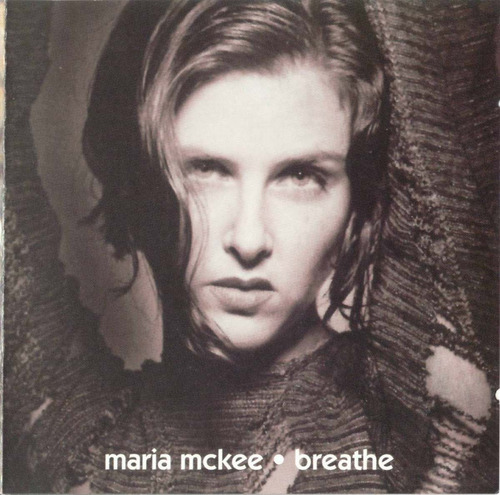 Cd Maria Mckee - Breathe (recorded Live In Tour 1993) Kts Original