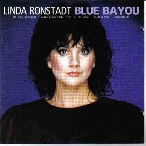 Linda Ronstadt Blue Bayou Cd Importado Original