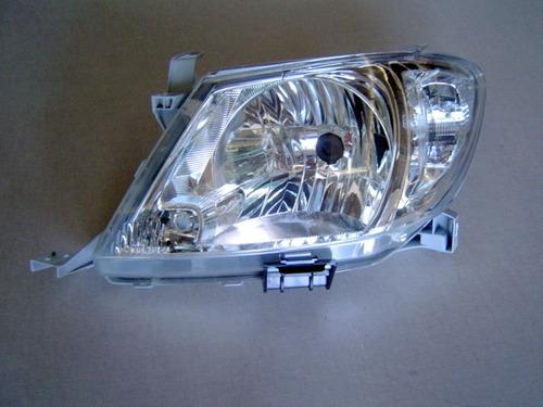 Farol Toyota Hilux Srv 2006 À 2011  Novo Sr Dx Esquerdo Original