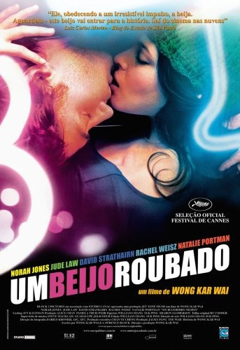 Dvd Um Beijo Roubado - Original