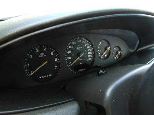 Moldura Capa Da Coluna Direção Chave Seta Chrysler Stratus Original
