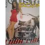 Revista Importada Espanhola De Motos Custom Machine