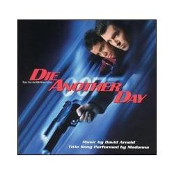 Cd Die Another Day- Soundtrack Original