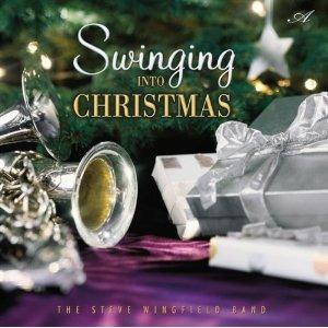Cd Steve Wingfield  Swinging Christmas  Importado  - B80 Original