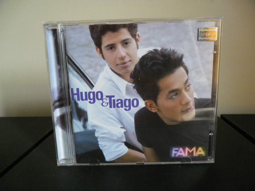 Cd Hugo & Tiago - Fama Original