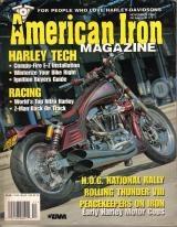 American Iron * Nov/95 * Importada Original