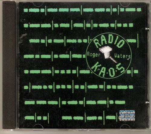 Cd Roger Waters - Rádio K.a.o.s - Original