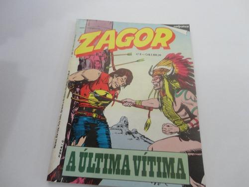 Gibi Zagor N.o 8 Original