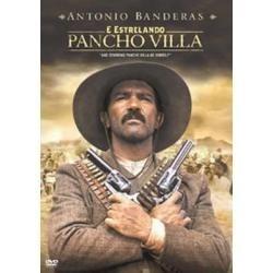 Dvd - Pancho Villa - Antonio Bandeiras - Lacrado Original