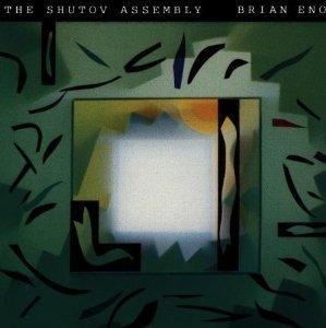 Cd Brian Eno Shutov Assembly - Usa Original