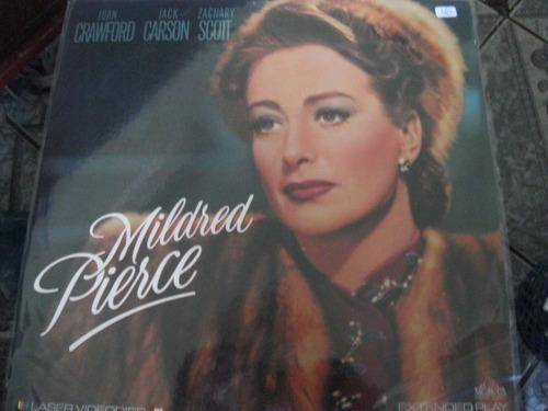 Lase Disc  =   Mildred Pierce Com Joan Crawford Original