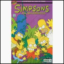 Simpsons Em Quadrinhos Nº 11: Só O Gordão Sobrevive Original