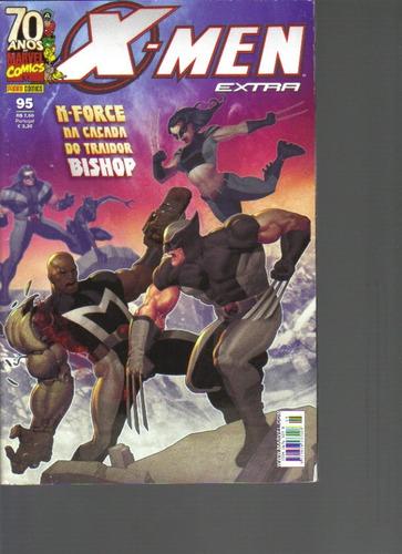 X-men Extra Nº 95-marvel-panini Comics Original